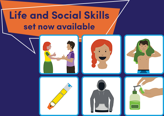 Life and Social Skills set now available